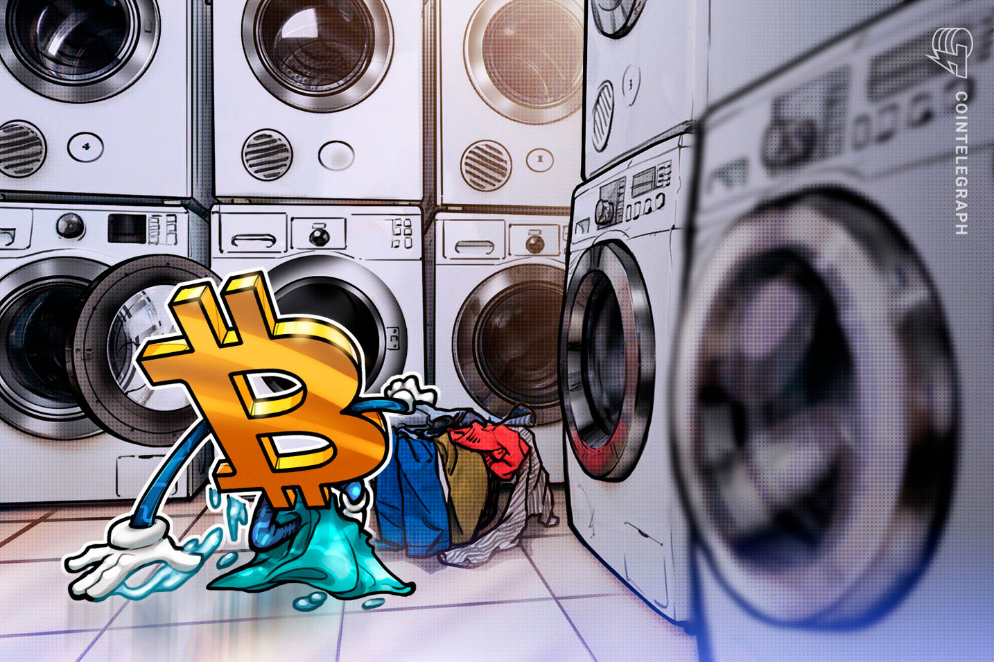Unlicensed crypto exchange operator faces 25 years for laundering $13M