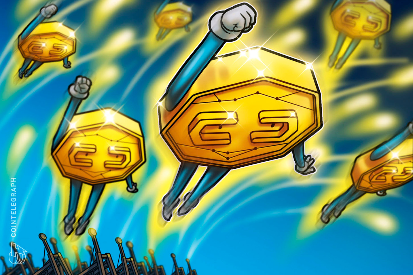 Golem (GLM) price rallies 230% to hit a 3-year high after protocol upgrade