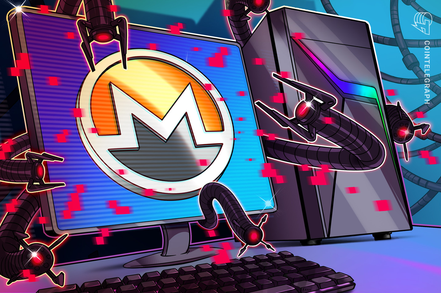 Researchers detect new malware targeting Kubernetes clusters to mine Monero