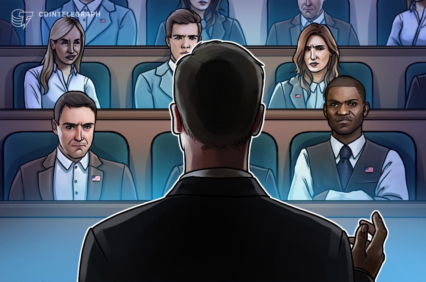 Robinhood, Hedgefonds und Kleinanleger sagen in GameStop-Affäre vor Kongress aus