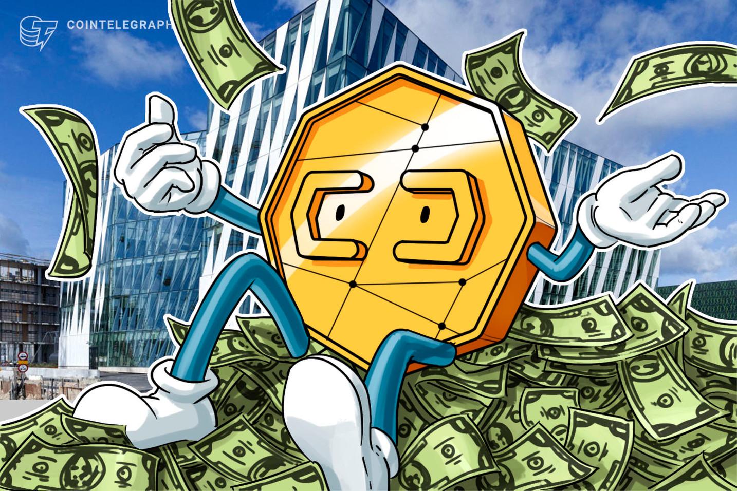 Capitalização total das criptomoedas atinge novo recorde histórico de US$ 1,13 trilhão