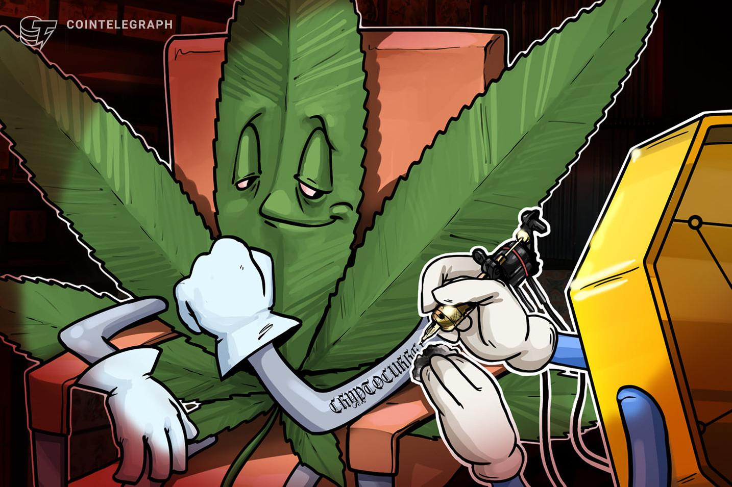 Reforma federal podría transformar el caso de uso de pago de cannabis con criptomonedas