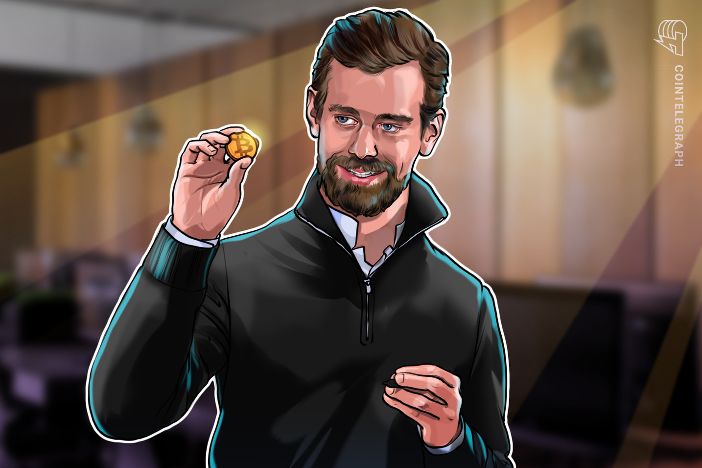 Twitter CEO Jack Dorsey has fired up a full Bitcoin node