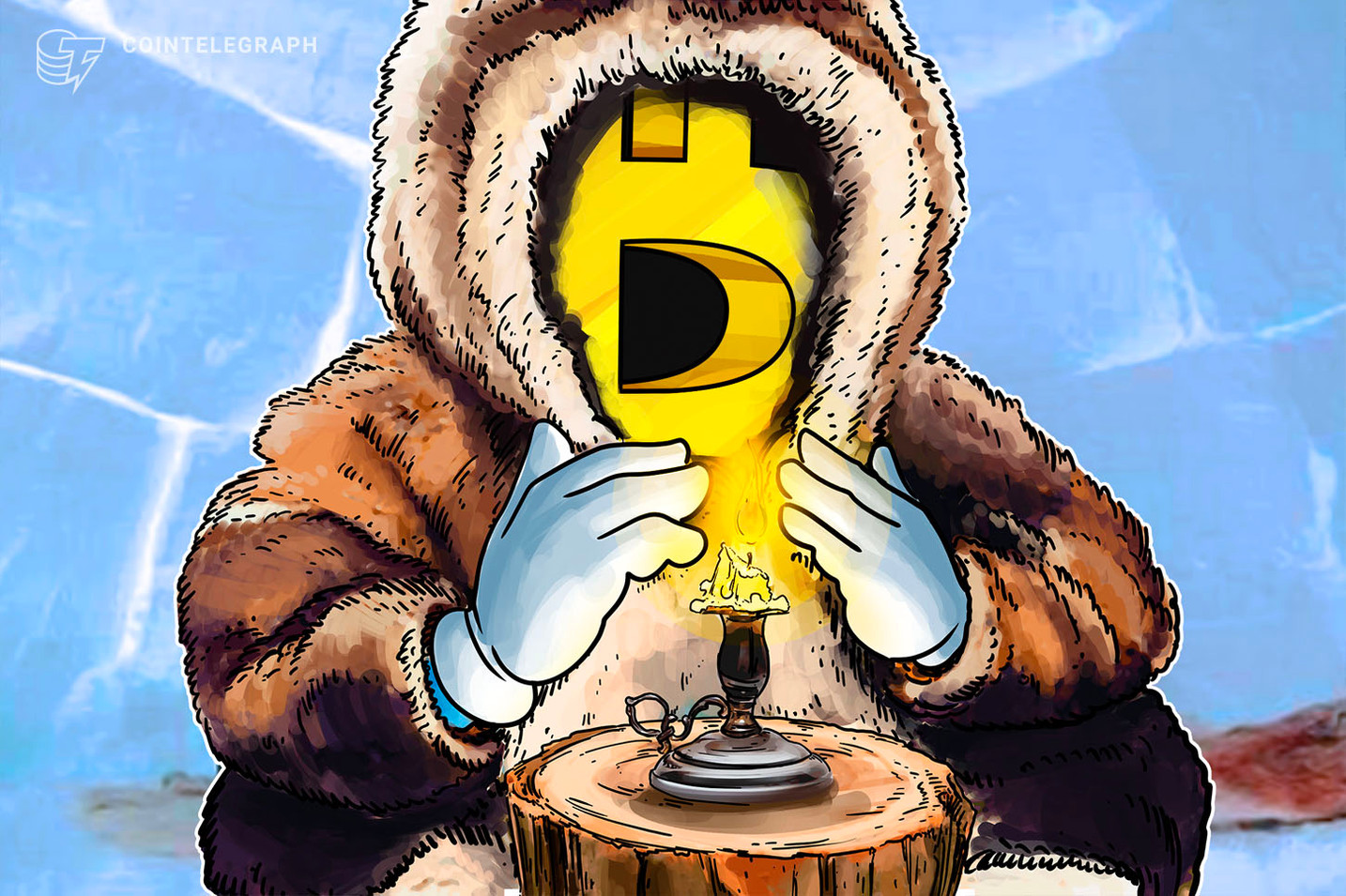 Darknet market link provider claims its Bitcoin donors' accounts were frozen