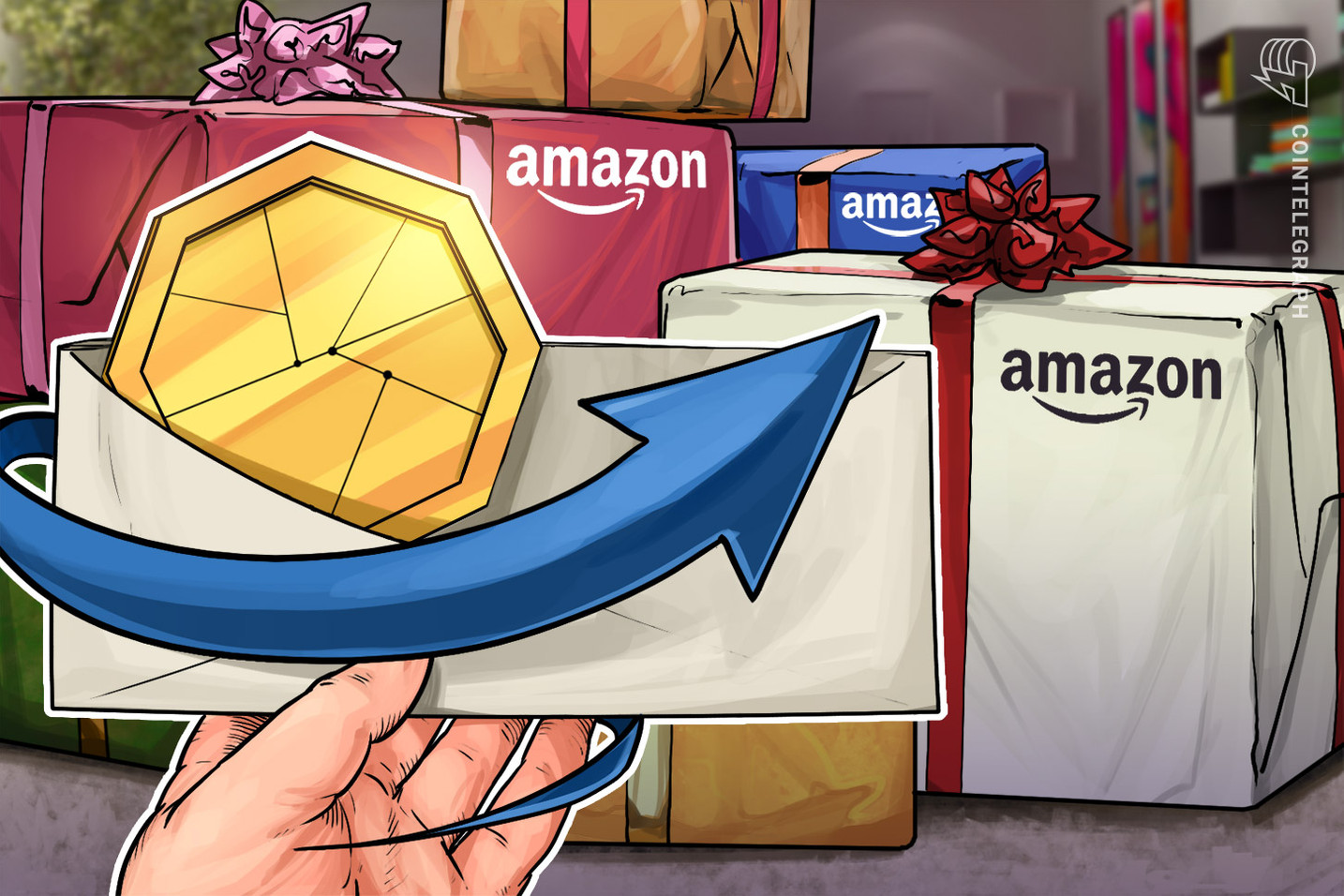 Amazon job postings hint at digital payments project to launch in Mexico