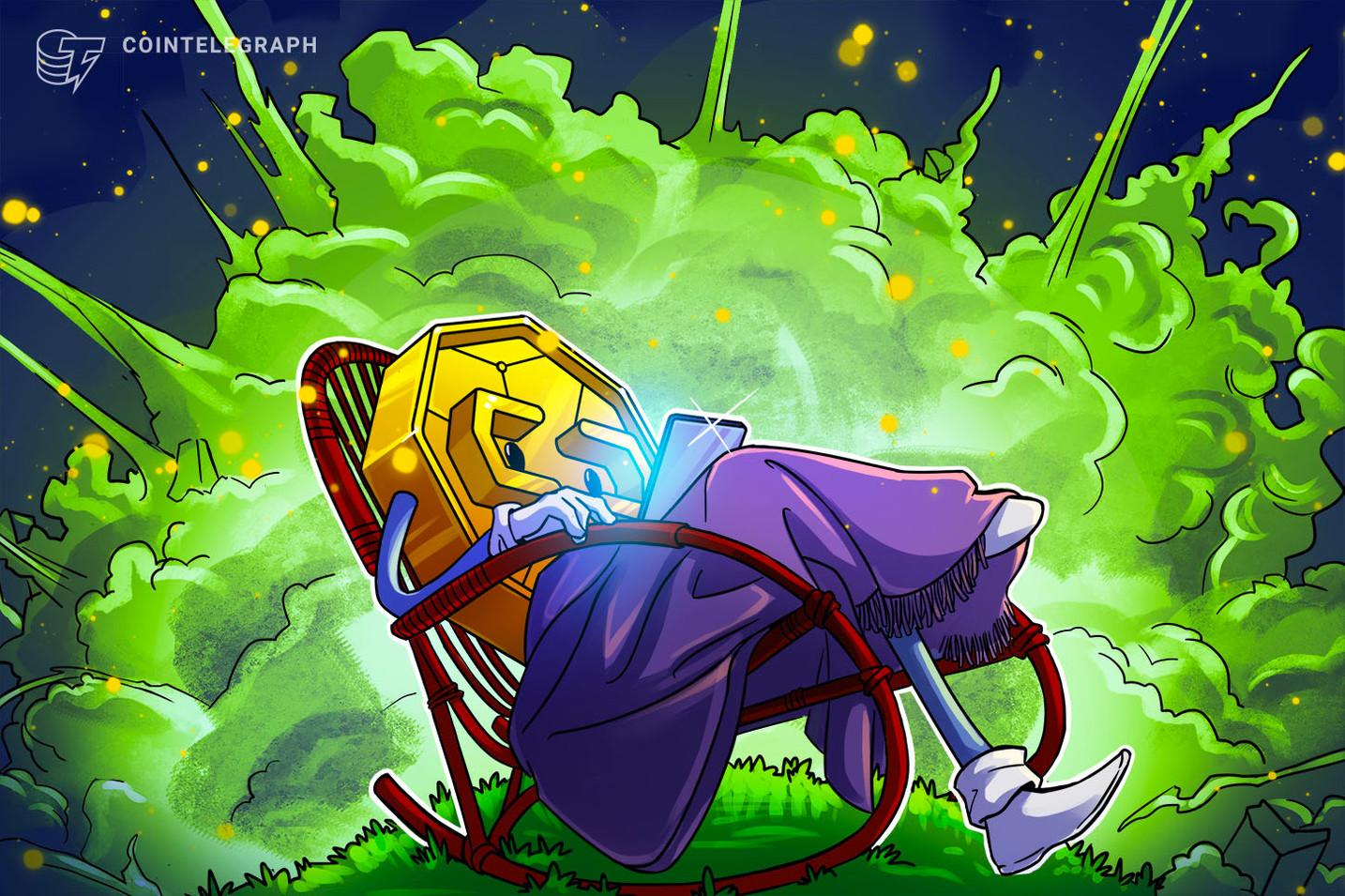 Ravencoin (RVN) gana 865% a medida que crece el interés por los valores tokenizados