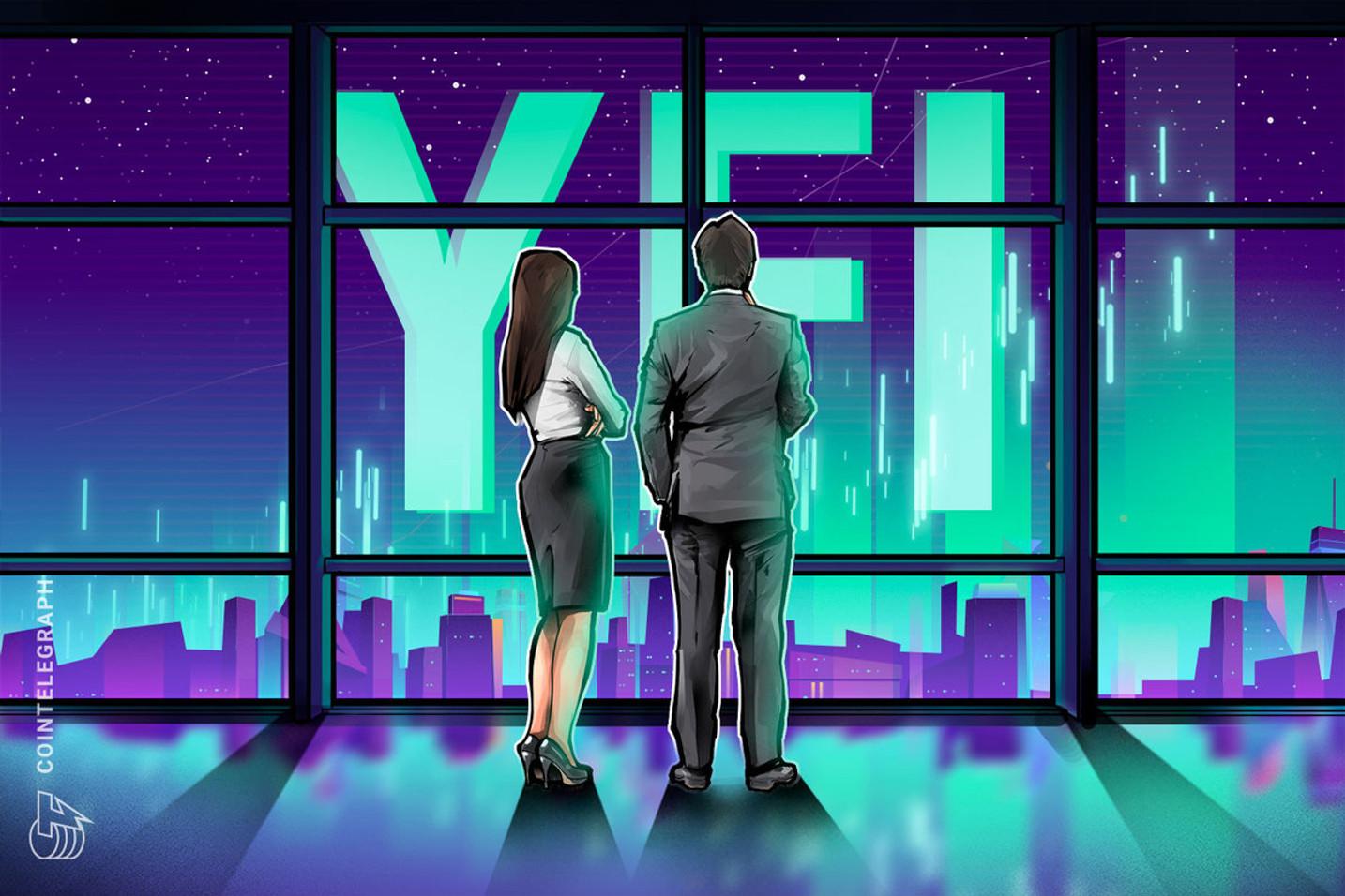 Yearn.Finance (YFI) pode atingir US$ 200.000 após uma grande bandeira de alta no gráfico