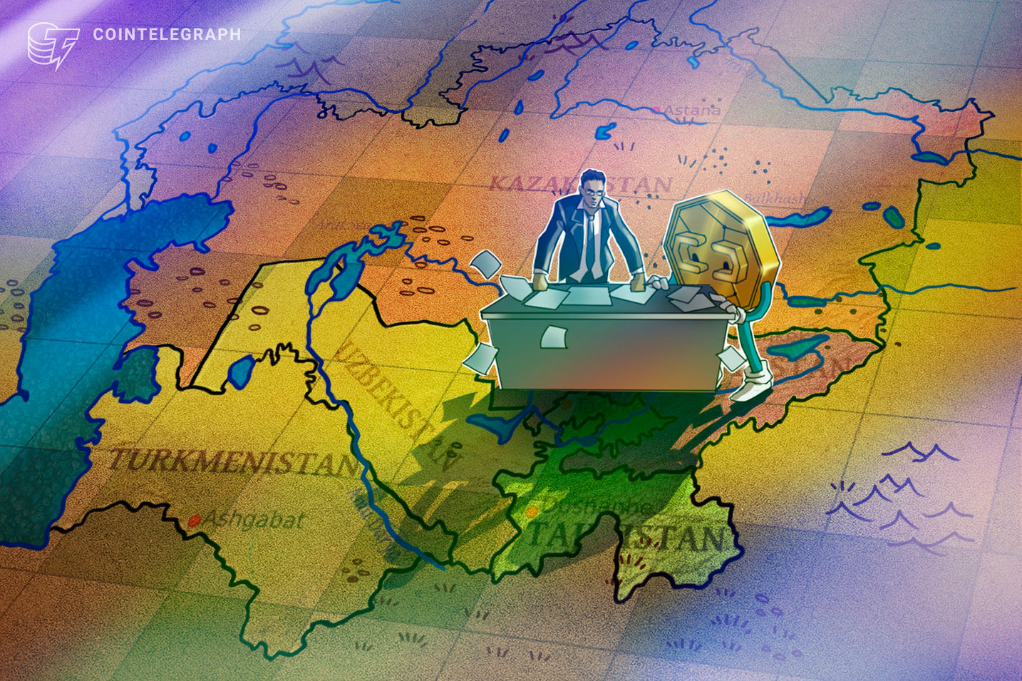 El banco central de Kirguistán planea introducir licencias para exchanges de criptomonedas