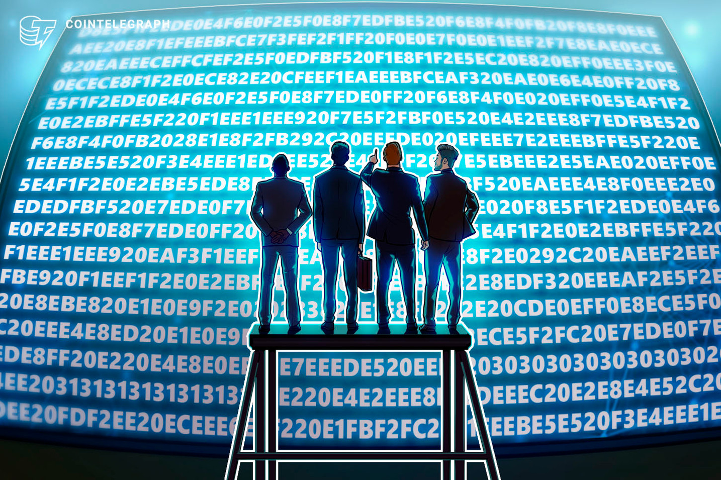 DeFi empresarial: organizações trabalham para adotar a tecnologia de blockchain