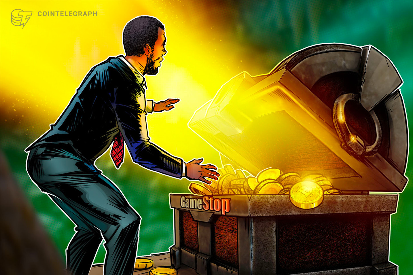 La saga de GameStop revela que las finanzas tradicionales están amañadas, y que DeFi es la respuesta