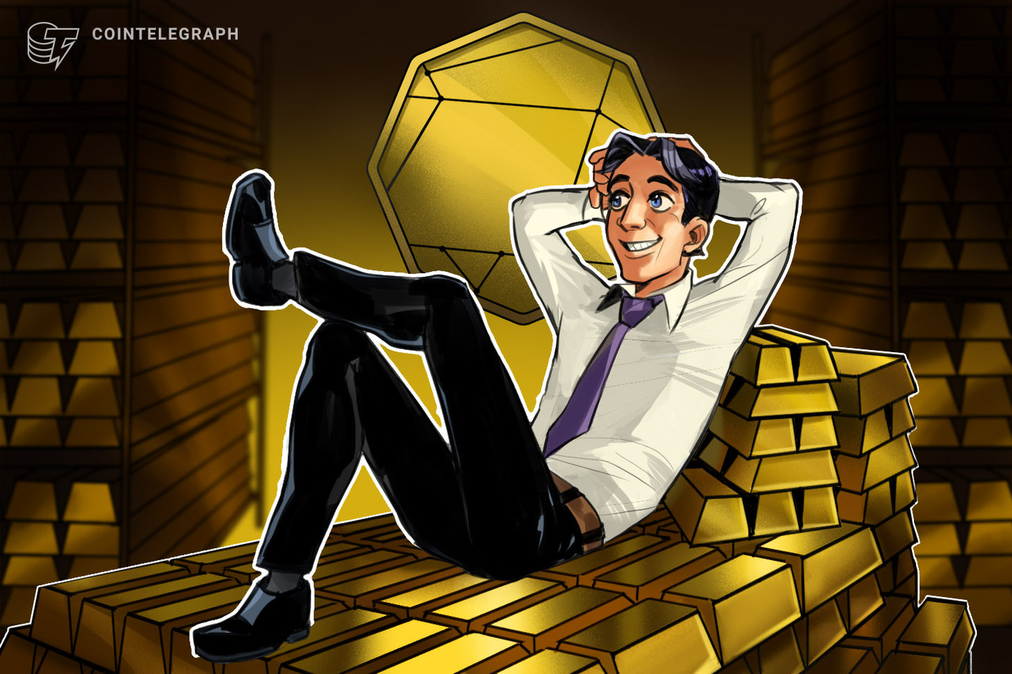 Los inversores en criptomonedas deberían considerar comprar oro, dice el CEO de Newcrest Mining