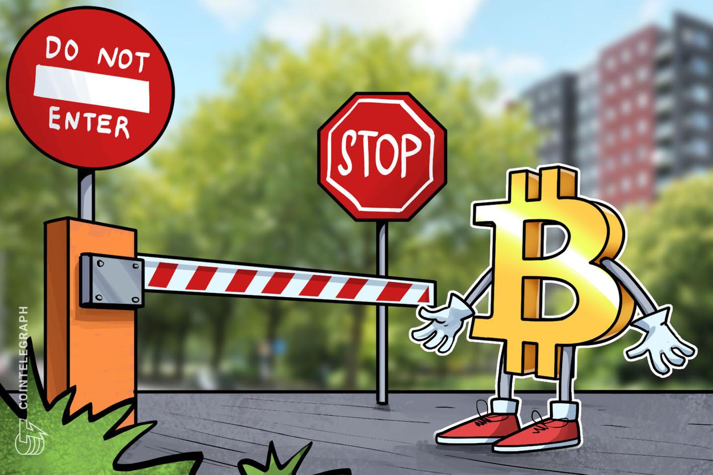 Ex diputado británico dice que los bancos centrales deberían prohibir el uso de Bitcoin