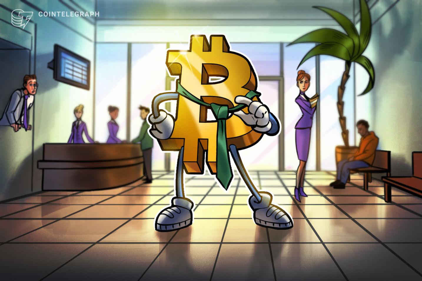 Bankalar Bitcoin'e gün geçtikçe daha fazla ilgi gösteriyor!