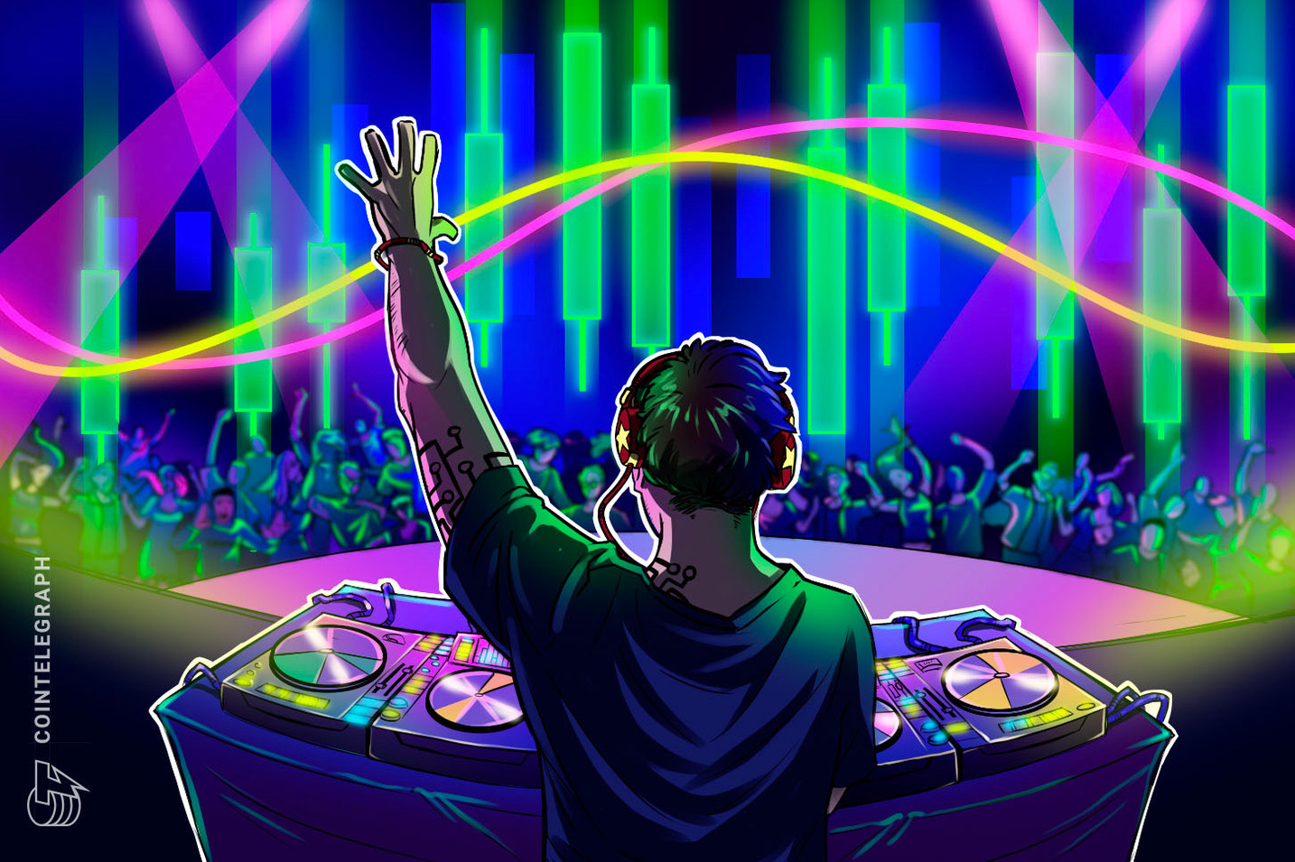Top bidder at Ultraviolet NFT auction can collaborate with 3LAU on new music