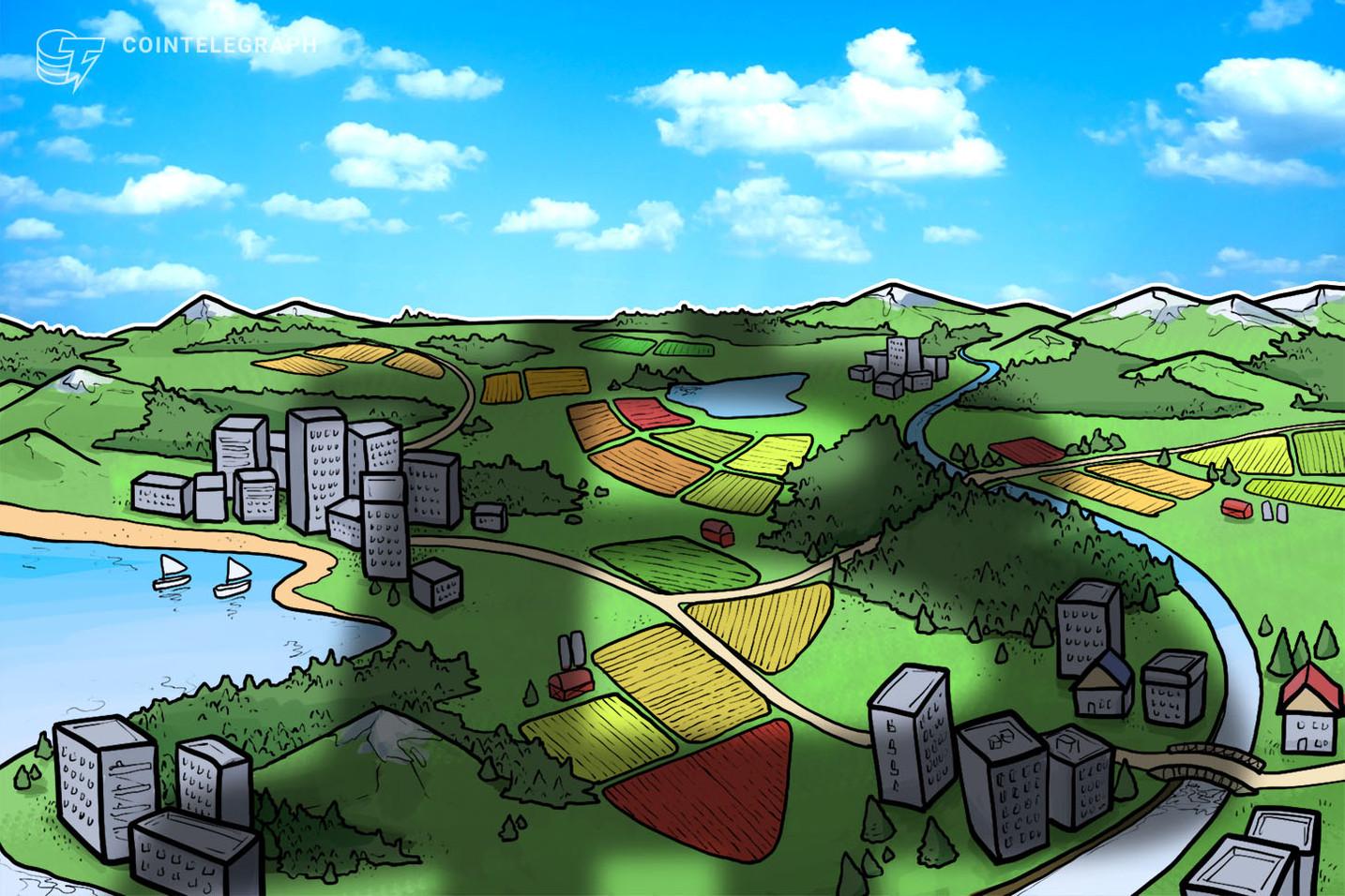 Capitalização de mercado do Bitcoin supera brevemente US$900 bilhões