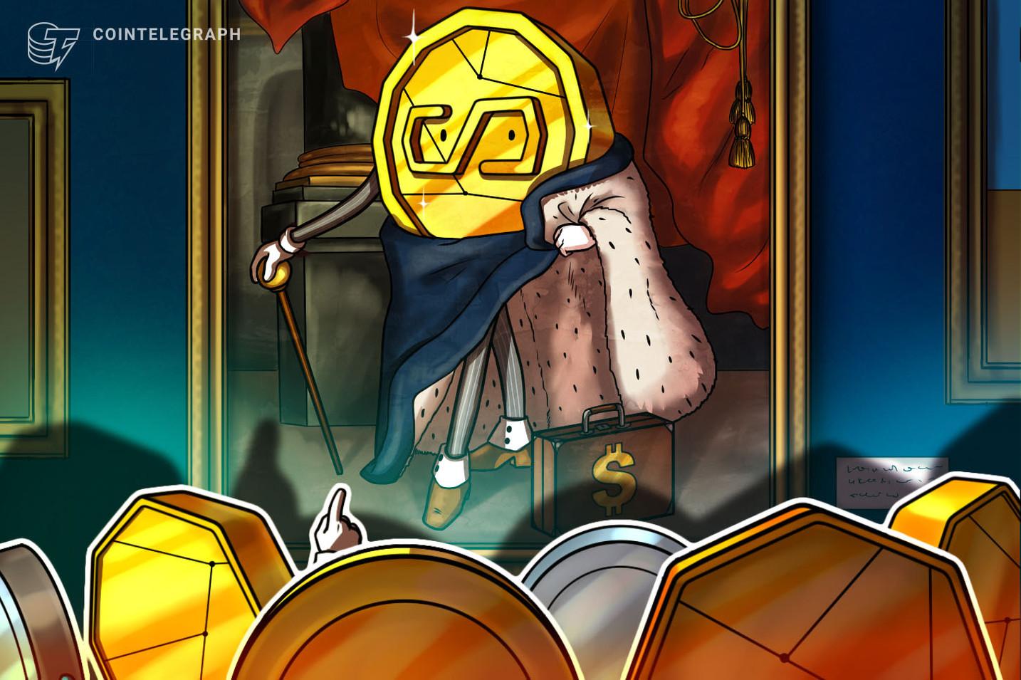 Le riserve di stablecoin sugli exchange toccano un nuovo massimo storico a 10 miliardi di dollari