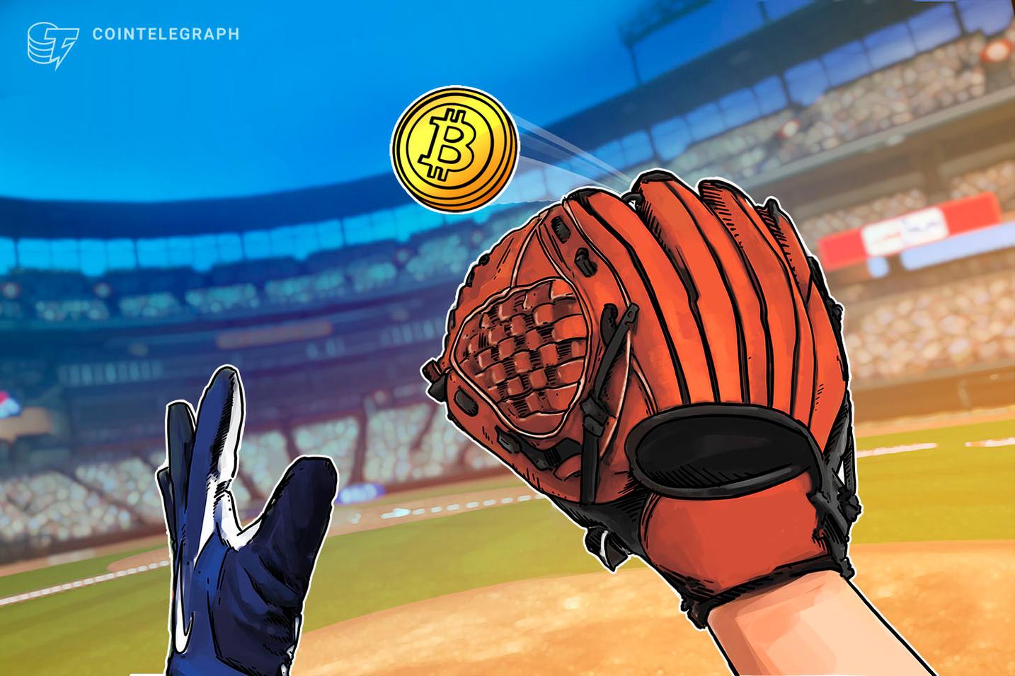 Oakland Athletics: Major League Baseballmannschaft akzeptiert Bitcoin als Zahlungsmittel