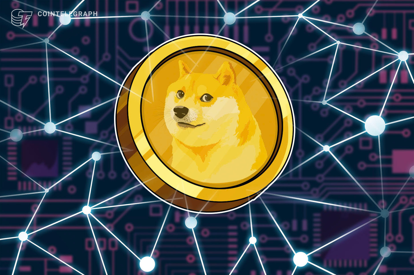 Dogecoin mining announcement crashes streaming company's website