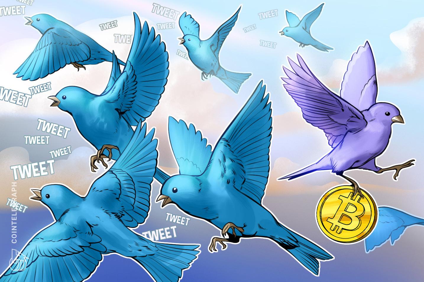 Twitter kullanıcılarına tweet ile Bitcoin gönderme müjdesi!