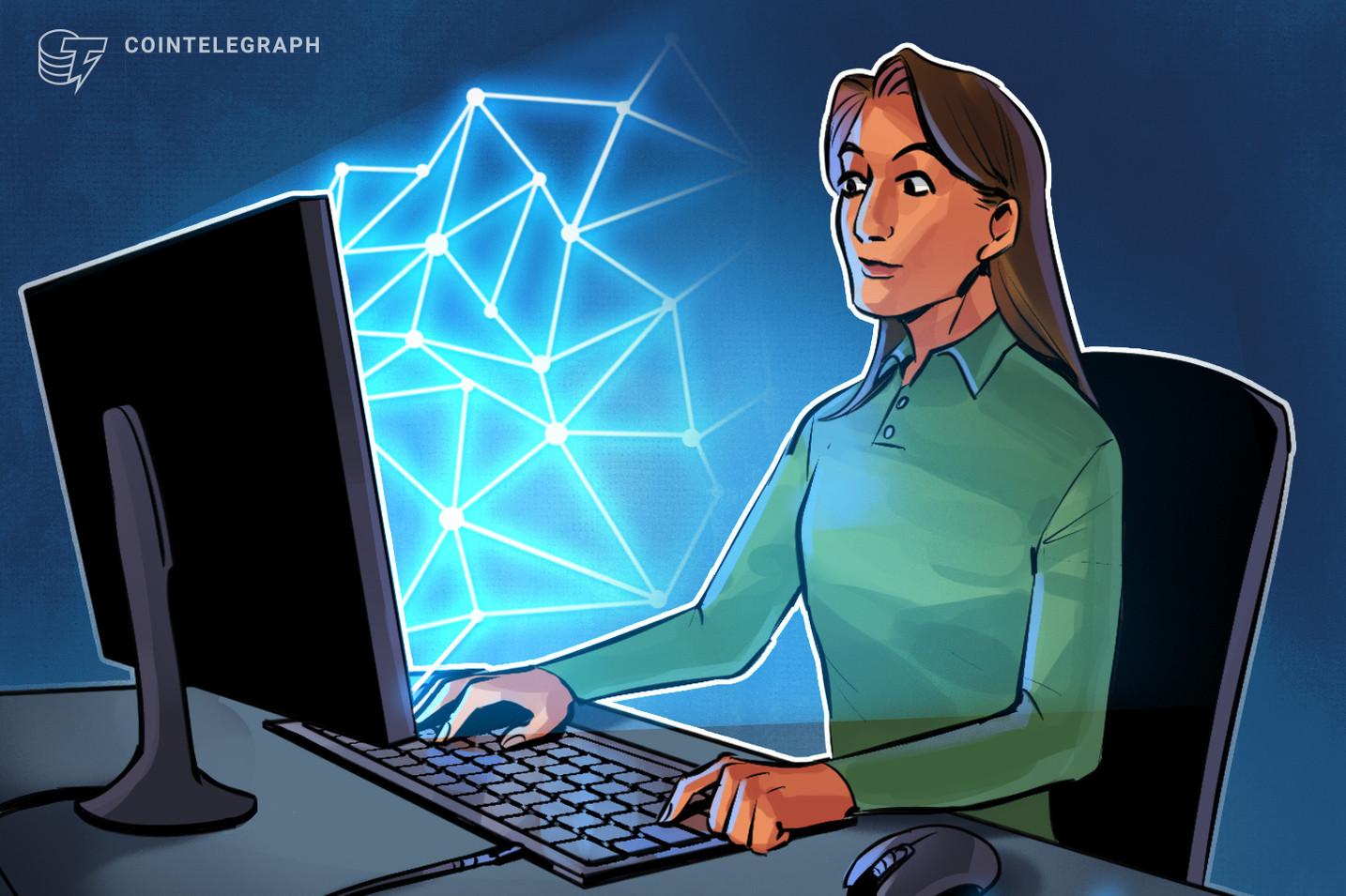 Como as mulheres estão literalmente mudando a cara da blockchain empresarial