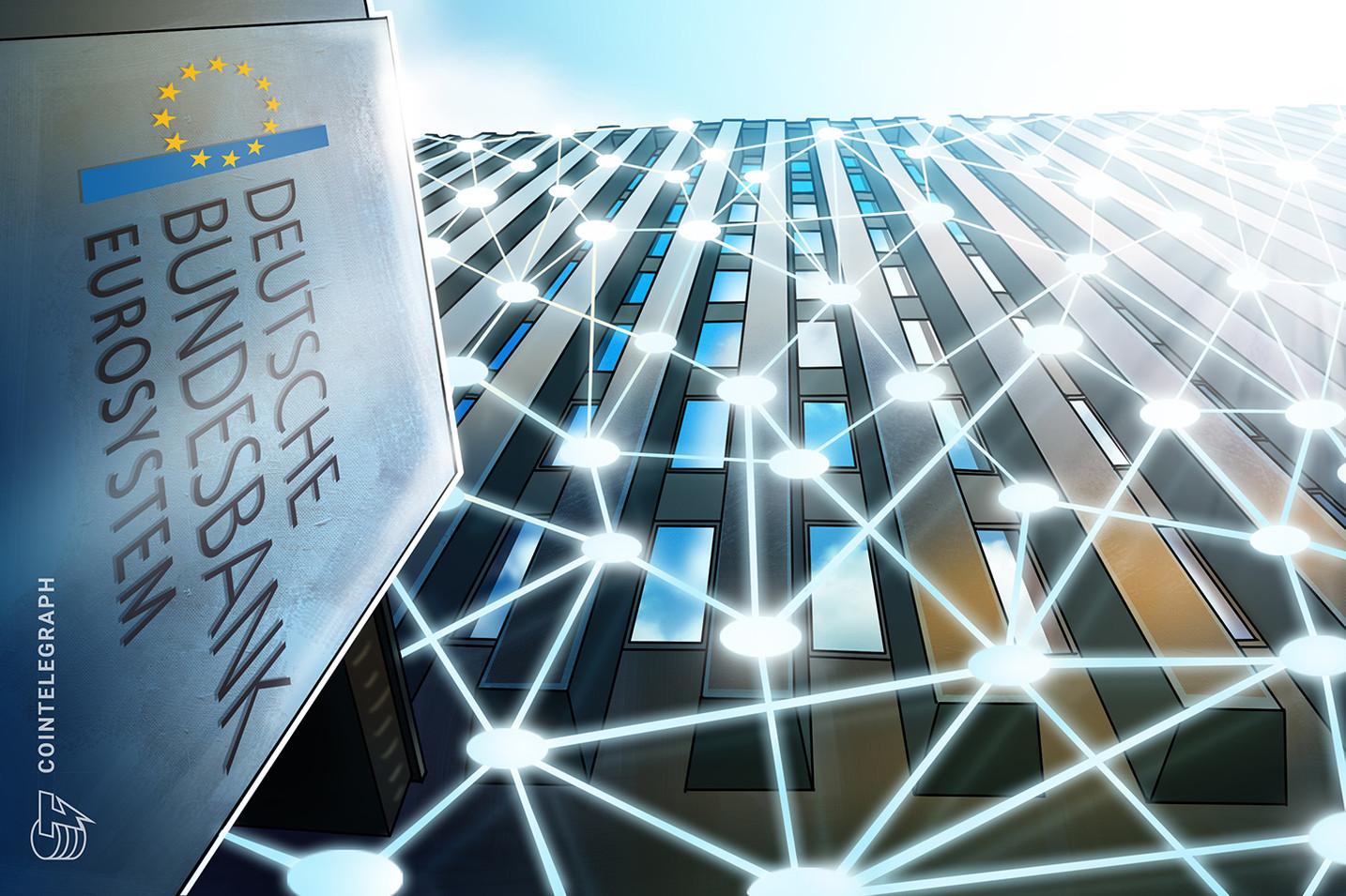 Banco federal alemão executa sistema blockchain de sucesso sem a CBDC