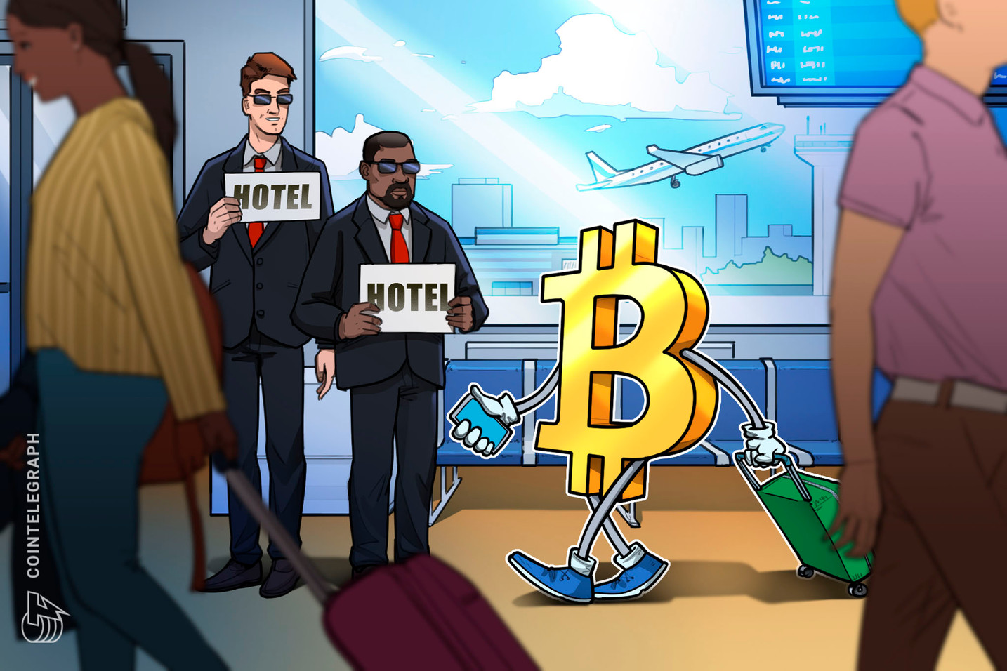 US luxury hotel brand to begin accepting Bitcoin payments