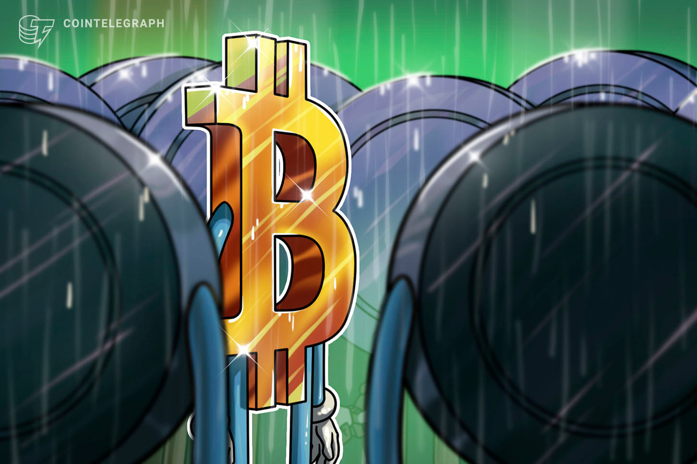 インドで仮想通貨禁止令の報道出る中、財務相は「ビットコインに『窓』を与える」と発言