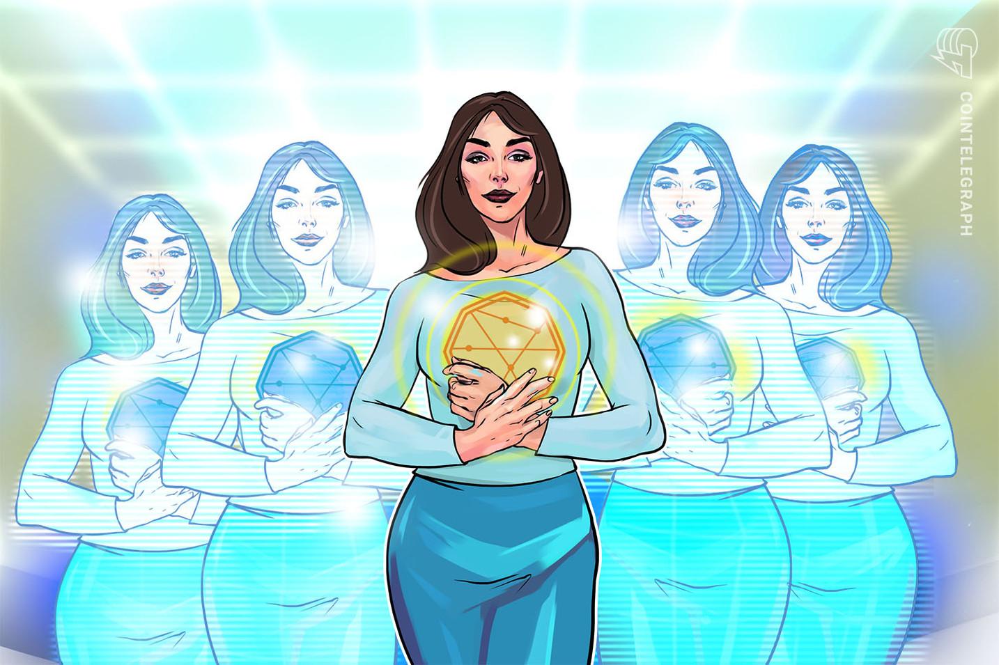 كوينتيليغراف يحتفل باليوم العالمي للمرأة من خلال مائدة مستديرة لكل النجوم من النساء الرائدات في مجال العملات المشفرة
