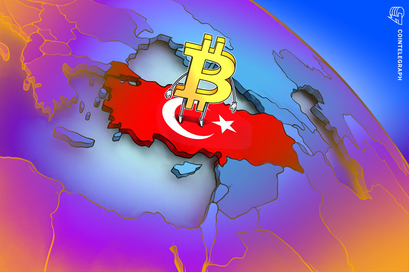 Bitcoin searches in Turkey spike 566% after Turkish lira drops 14%