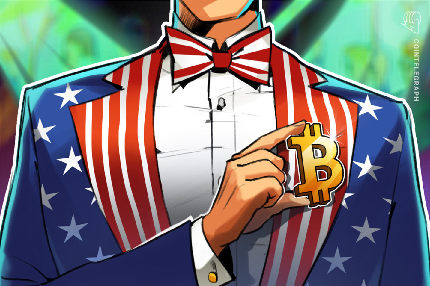 Governments are looking to buy Bitcoin, NYDIG CEO confirms