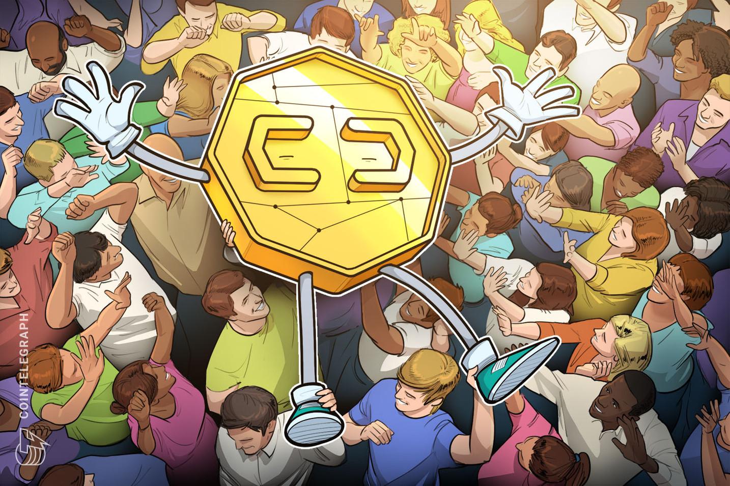 5 criptomoedas sobem até 344% e roubam a cena no mercado enquanto Bitcoin (BTC) cresce 21%