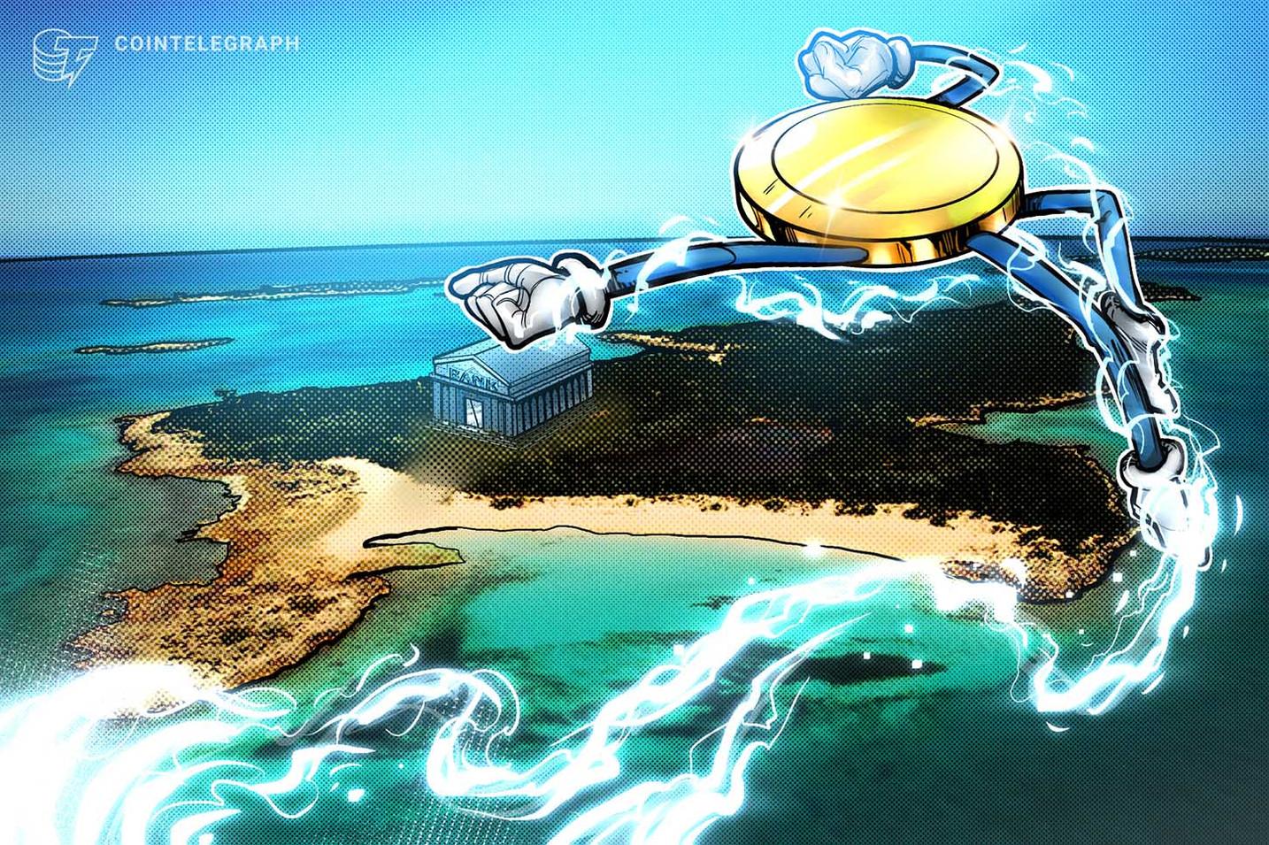 バハマの中央銀行デジタル通貨「サンドダラー」、商業銀行システムと間もなく統合