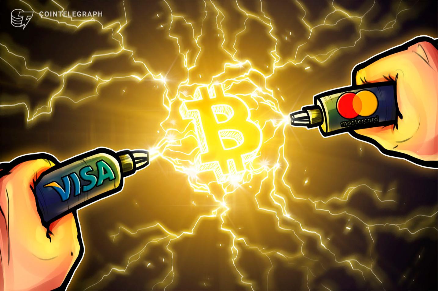 Bitcoin ahora vale más que Visa y Mastercard juntas