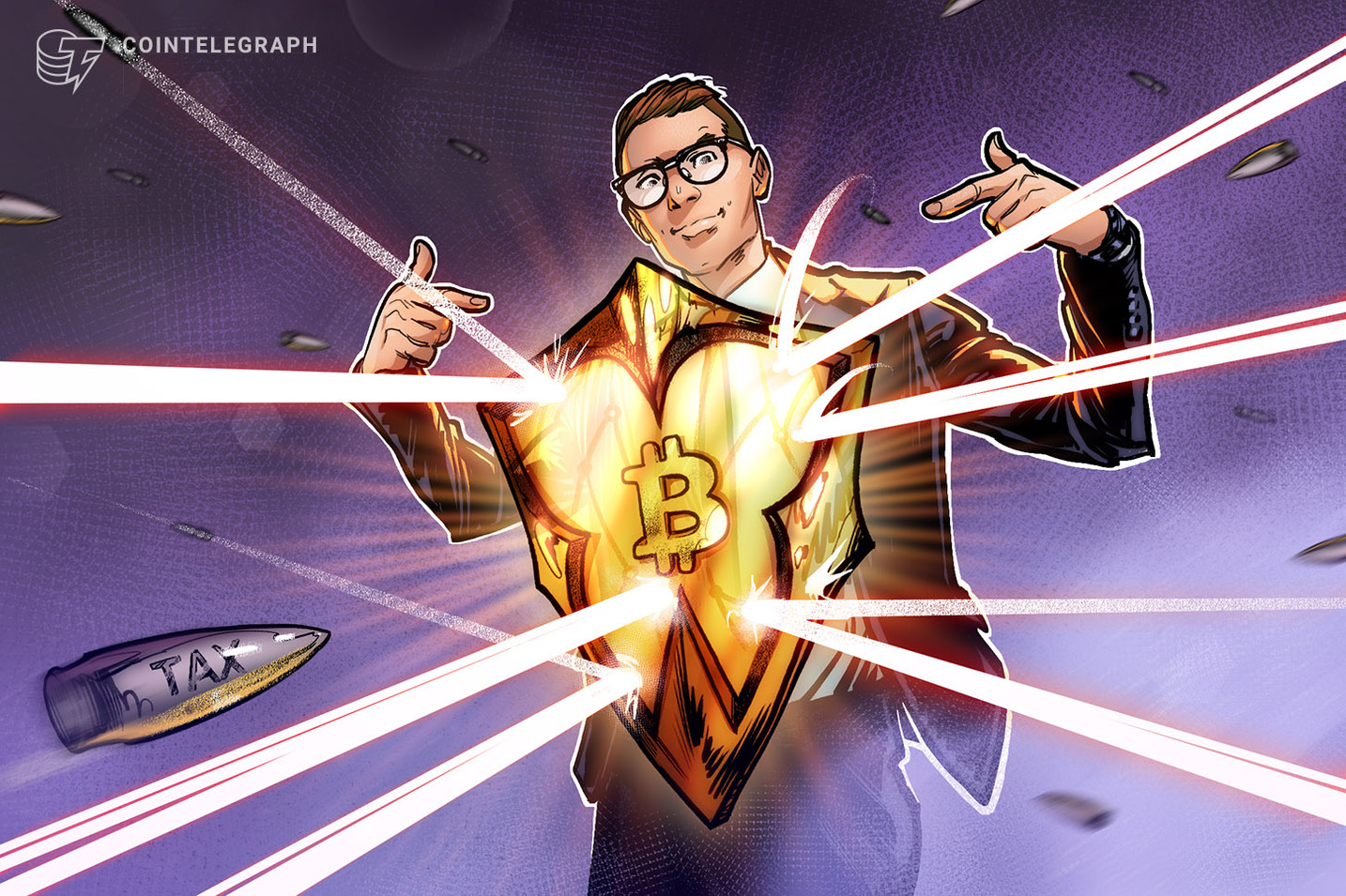 Would a US wealth tax push millionaires to Bitcoin adoption?