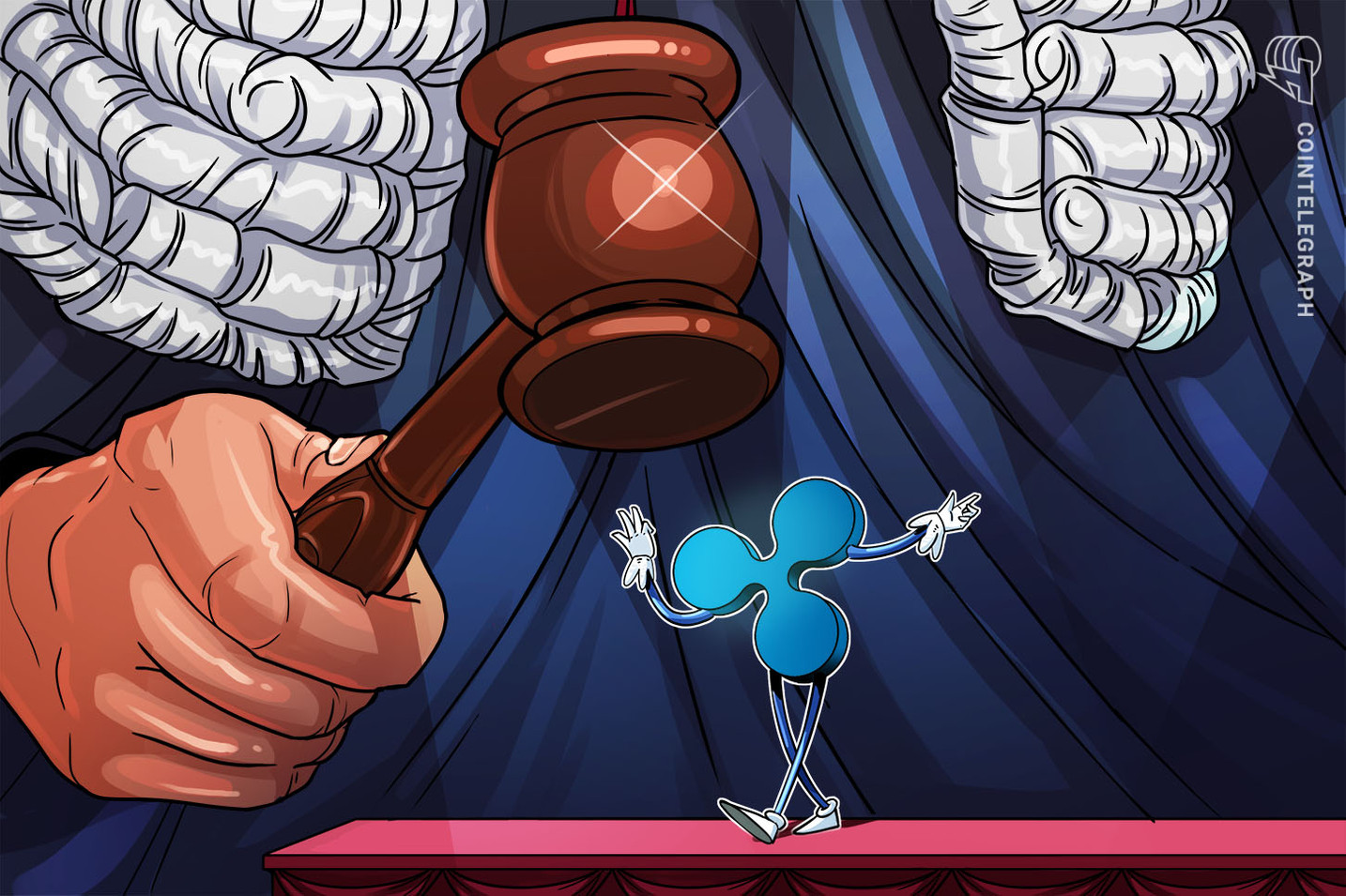 Ripple's executive chairman moves to dismiss SEC lawsuit