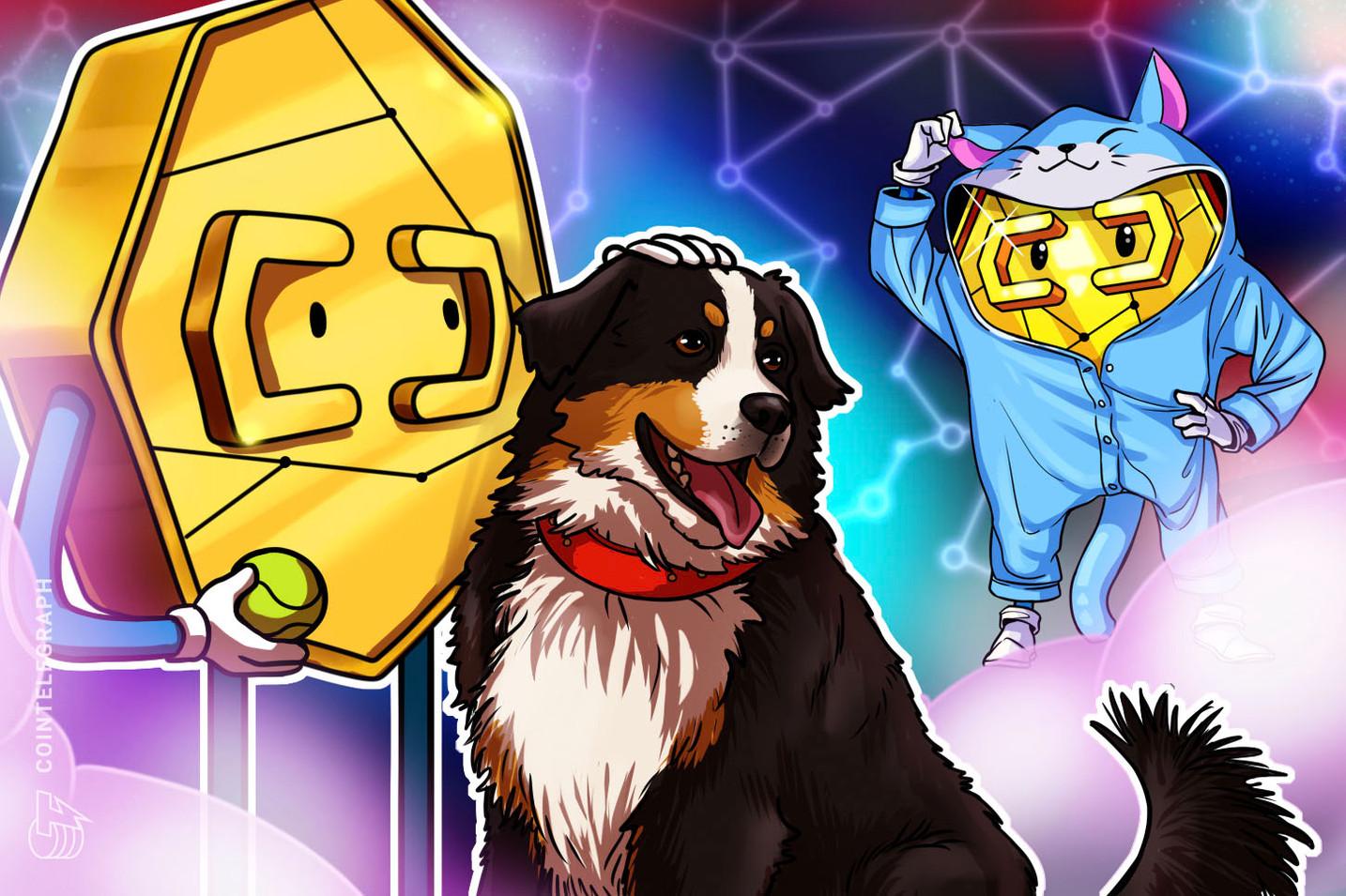 ビットコイン投資家は「犬派」で、金投資家は「猫派」?=米仮想通貨取引所が調査