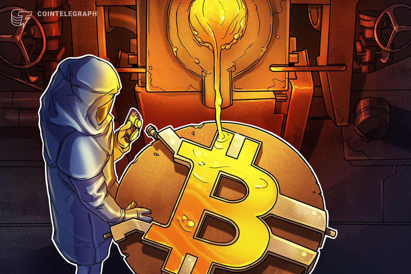 """Bitcoin es """"más un sustituto del oro que del dólar"""", dice el presidente de la FED"""
