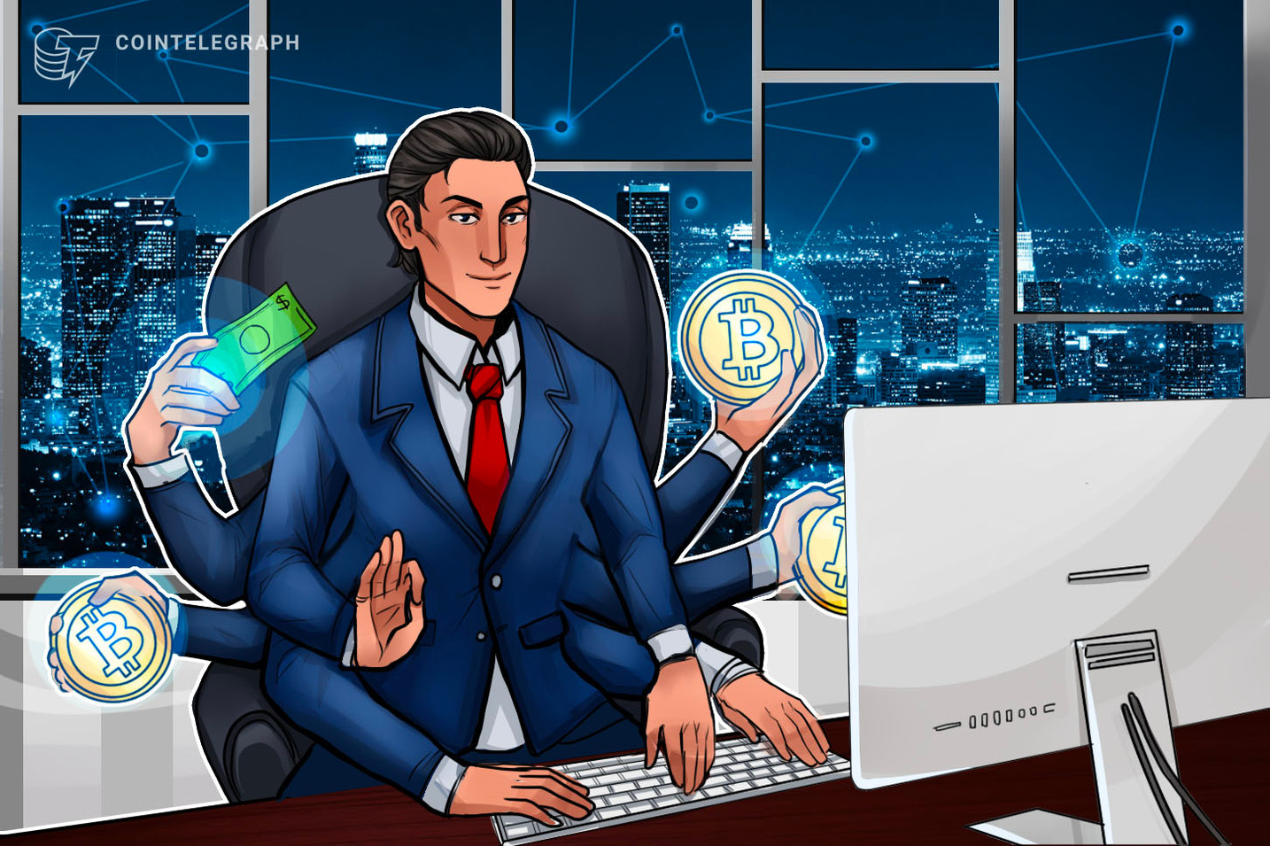 This clever Bitcoin options strategy brings pro BTC traders big profits