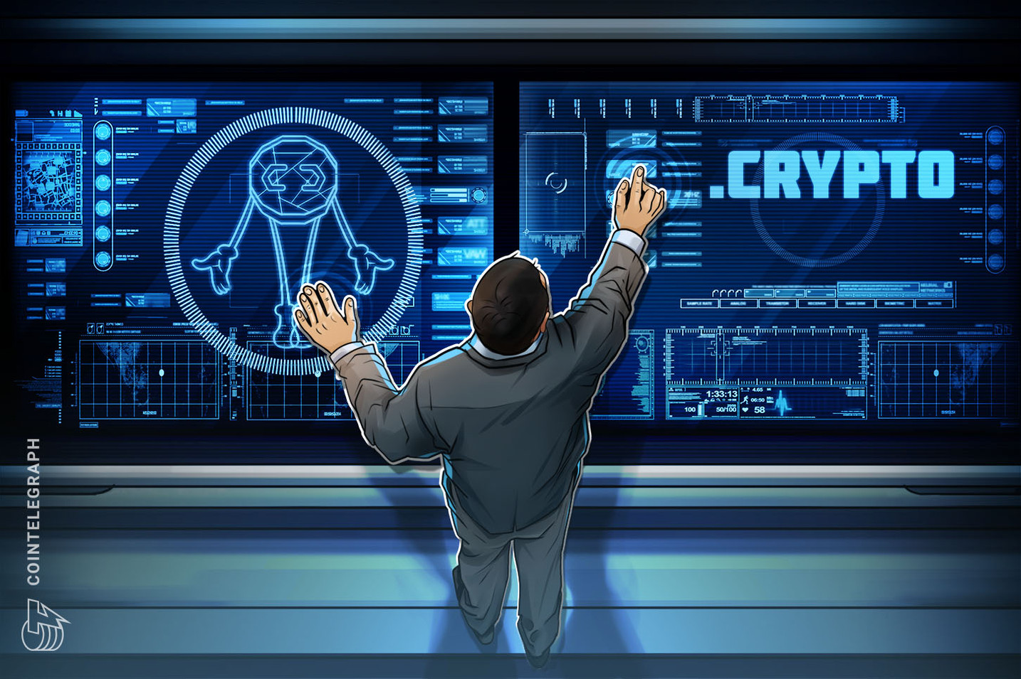 متصفح الويب أوبرا يدمج أسماء نطاق .crypto للمستخدمين على أي جهاز