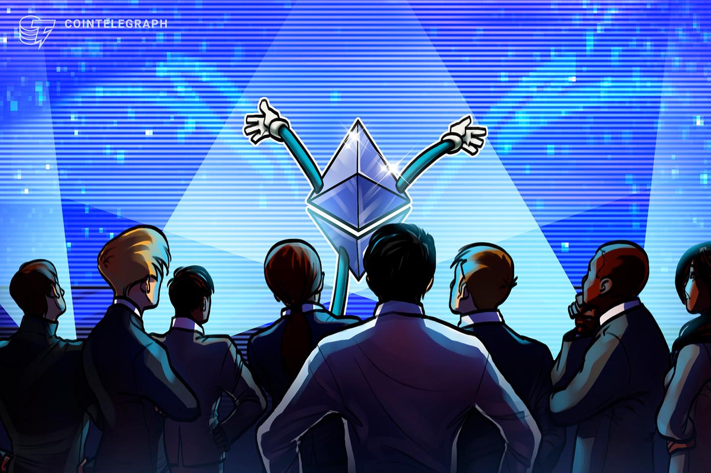 Prêmios de 38% para futuros de Ethereum sinalizam que traders miram em US$ 2.500 para o ETH