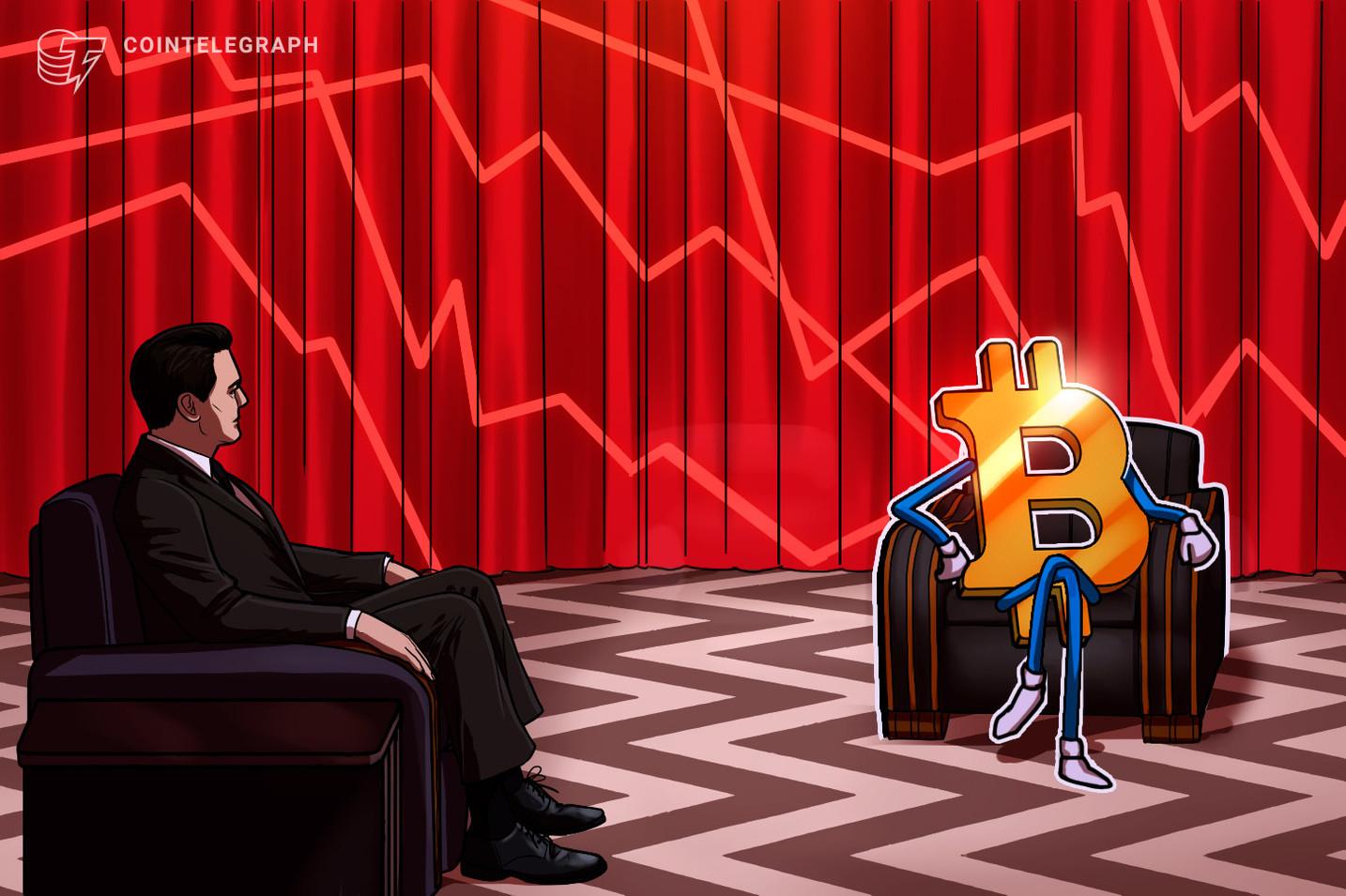 Bitcoin analistleri 55 bin doların altına gerileme konusunda uyardı