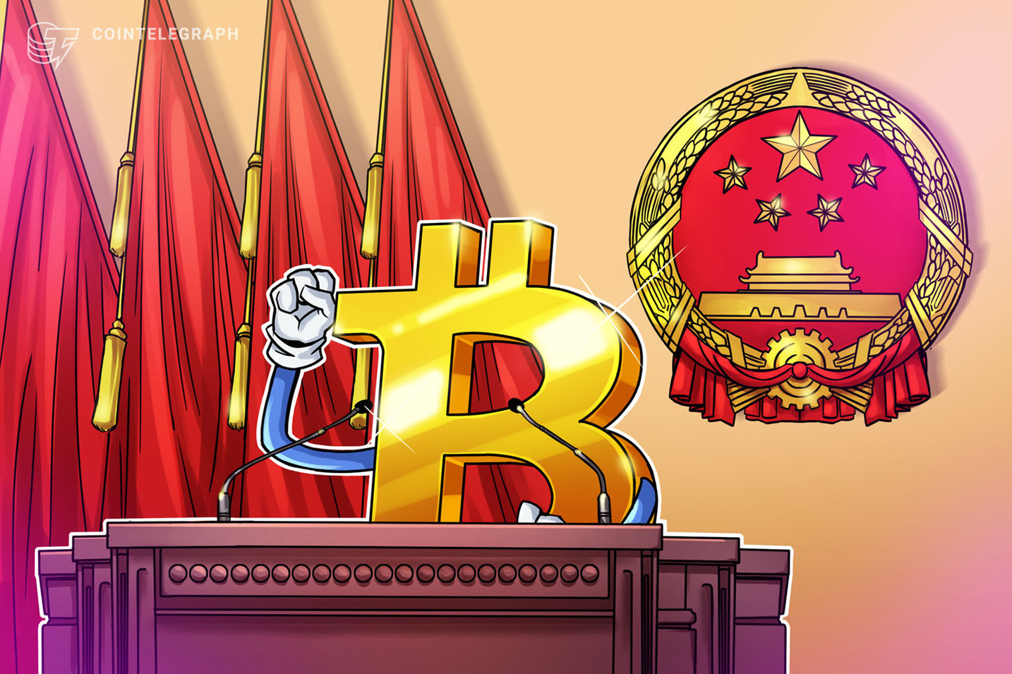 China 'endorses' BTC investment: 5 things to watch in Bitcoin this week