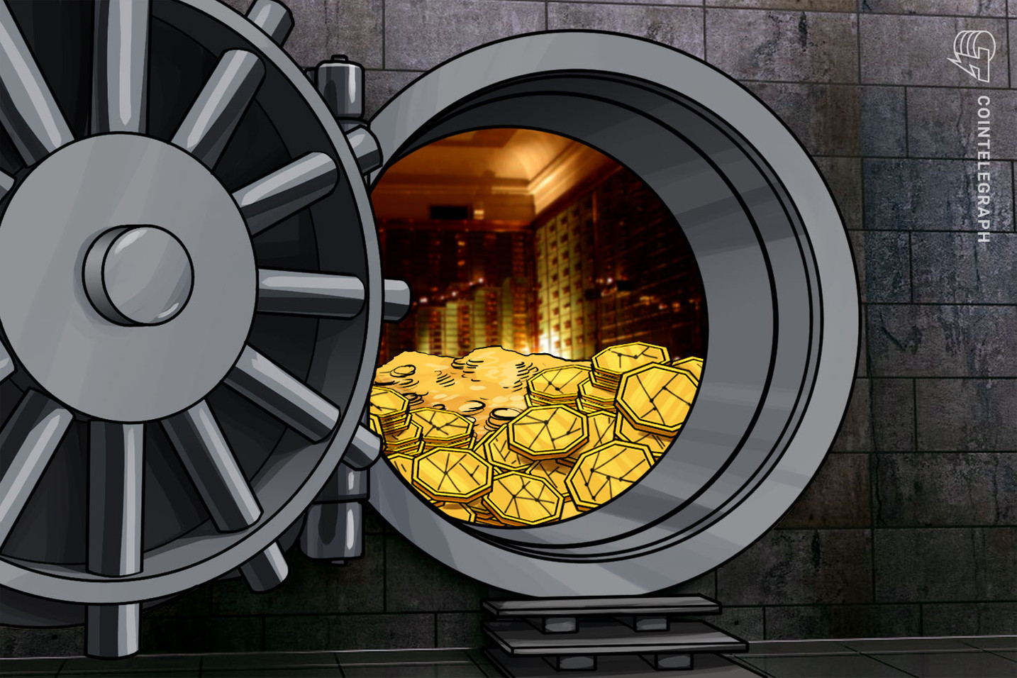 Gemini exchange's crypto custody doubled since January, reaching $25B