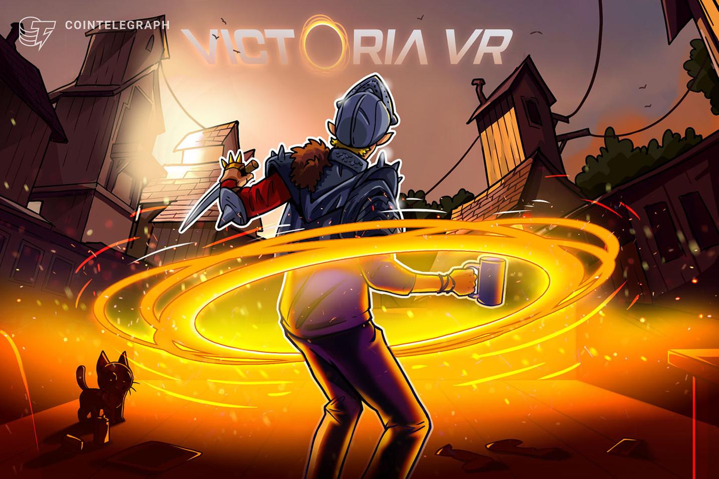 Mundo em VR baseado em blockchain visa aumentar a experiência de realidade virtual para um outro nível
