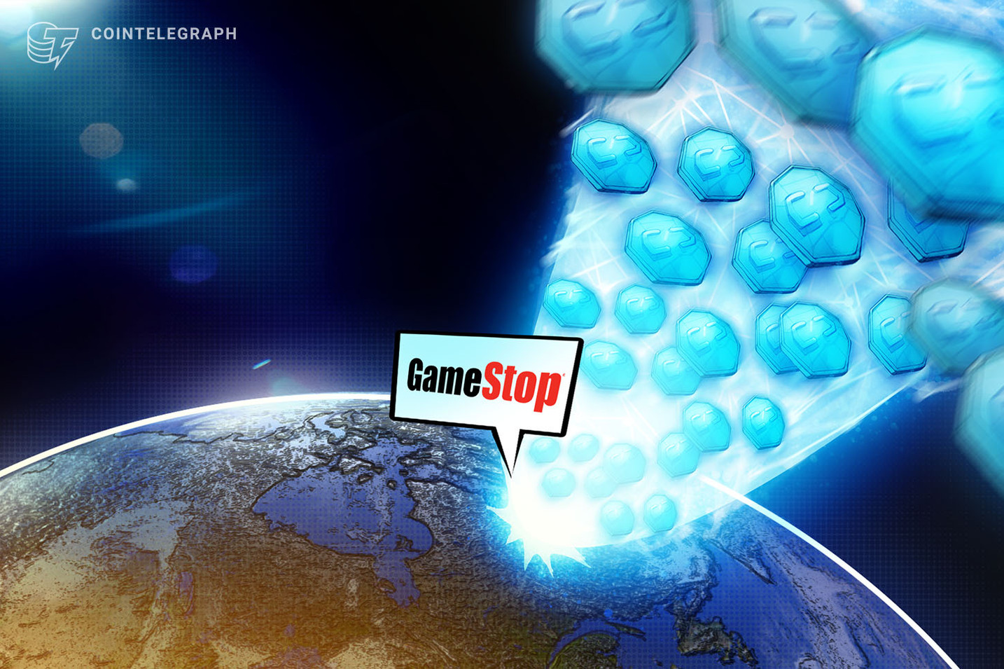 GME drops 14% as GameStop announces plans to sell up to 3.5M shares