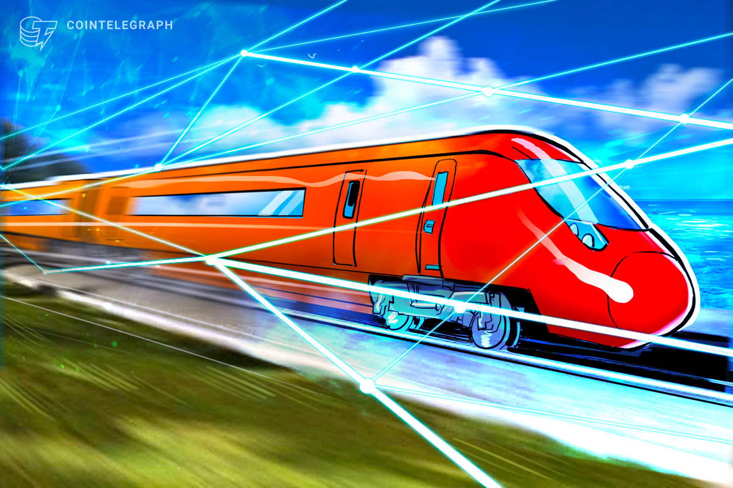 Blockchain provides major boost to speed of China–Europe rail trade