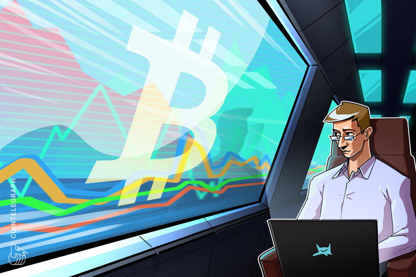 トレーダーはビットコインが5万ドルに下落する中で、市場をどう見ているのか