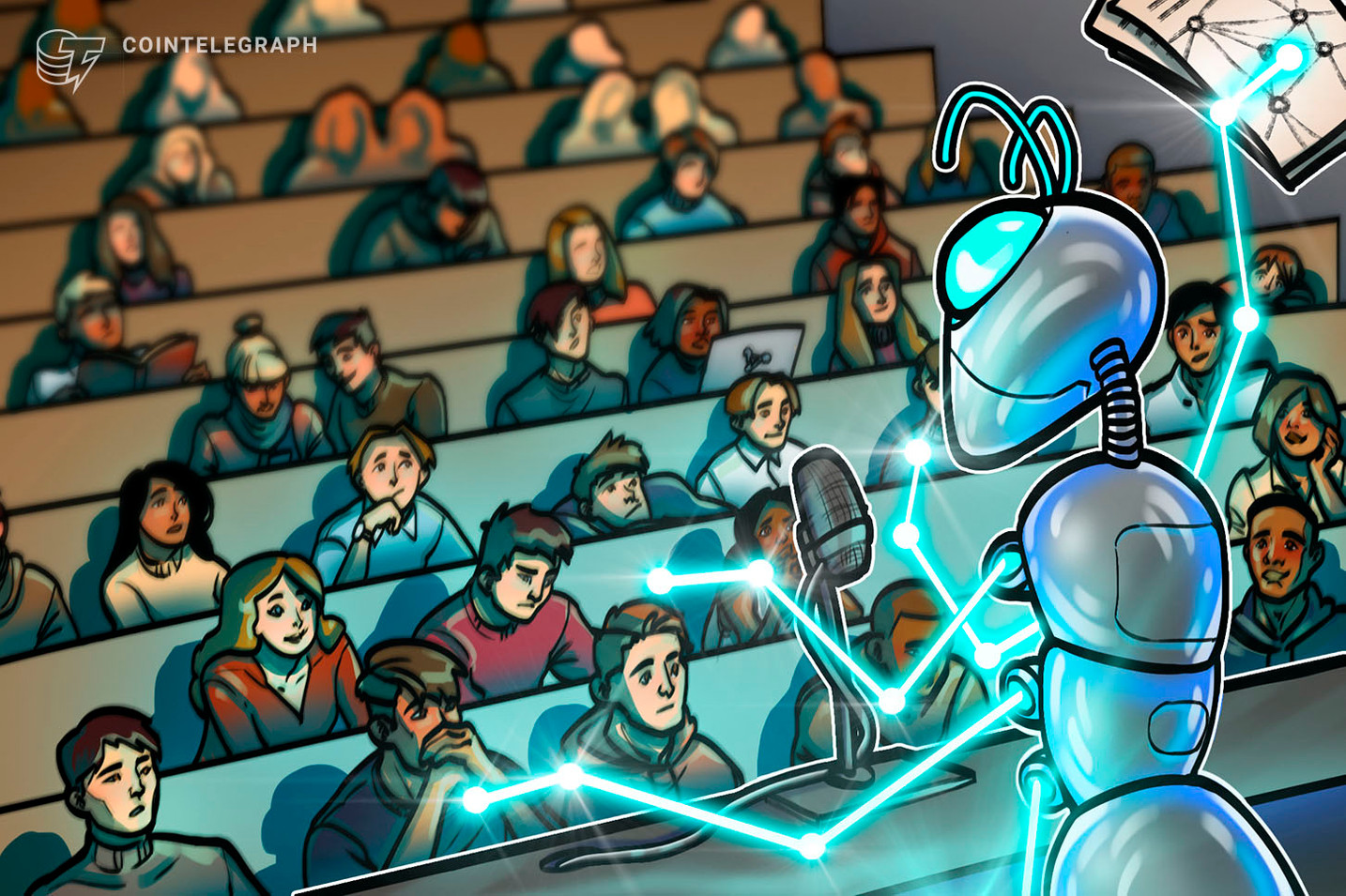 Mass adoption of blockchain tech is possible, and education is the key