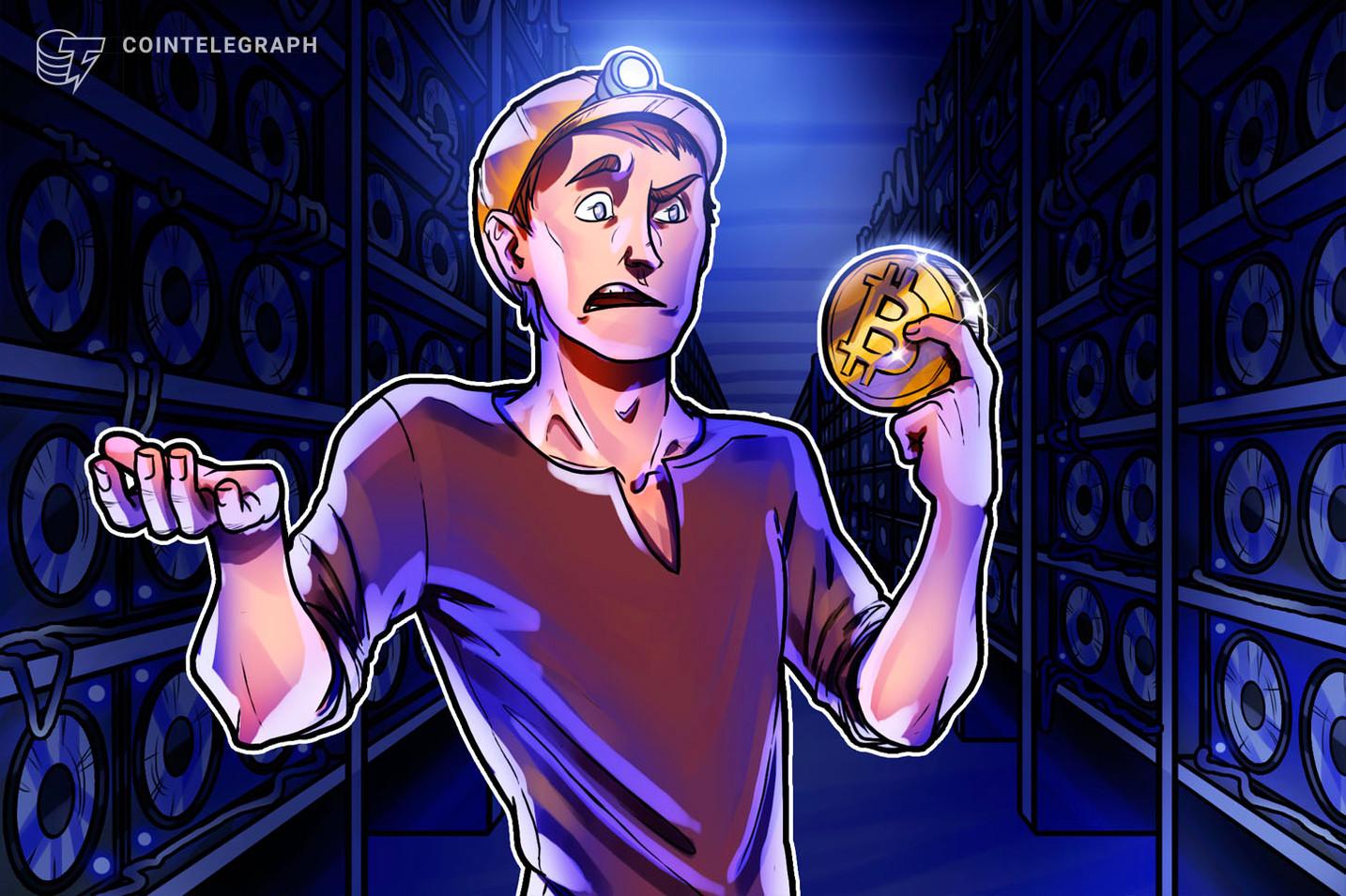 Hashrate das maiores pools de mineração de Bitcoin chinesas despencam em meio a apagões regionais