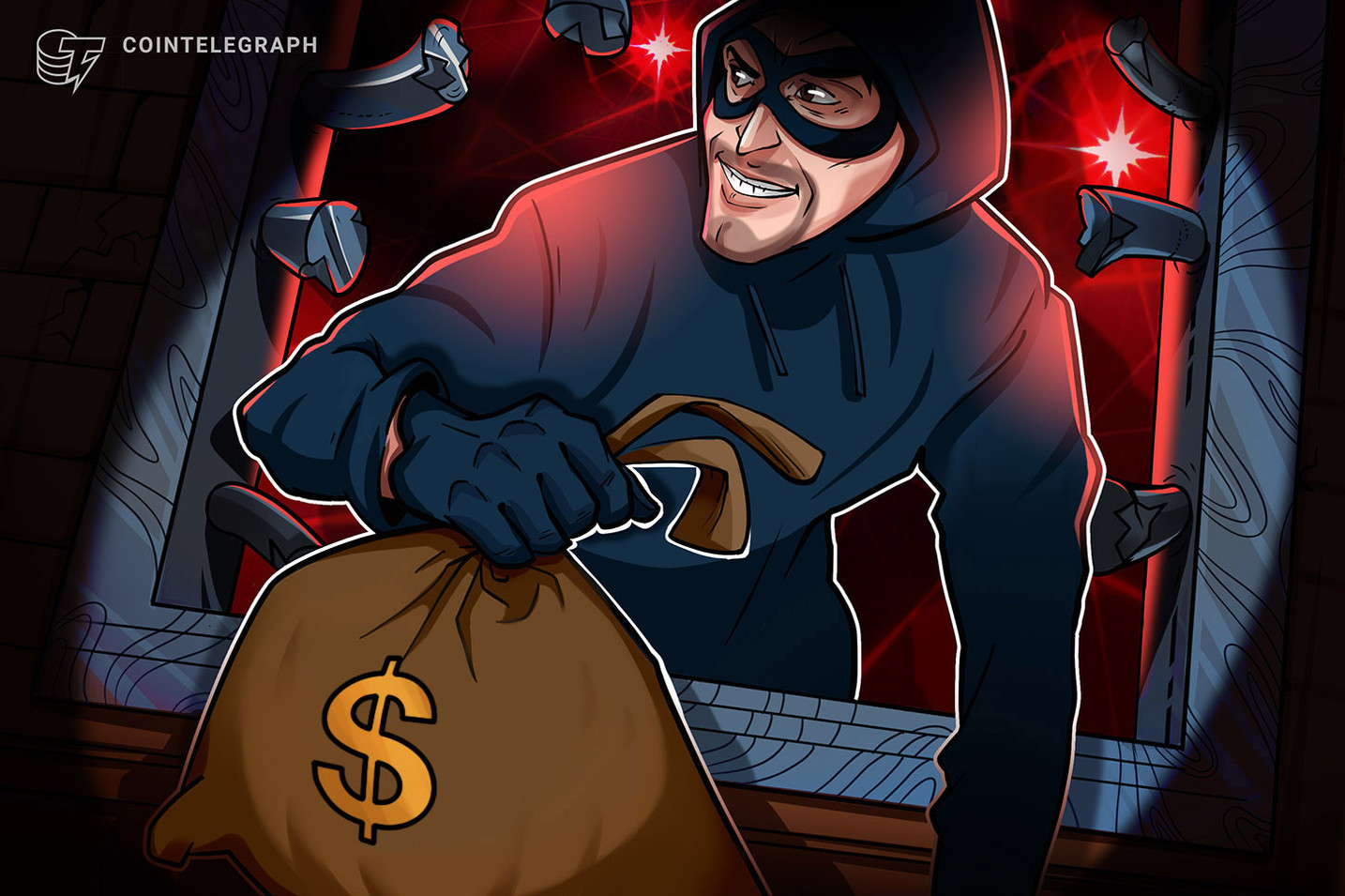 Hacker roba USD 50 millones de la plataforma Uranium Finance